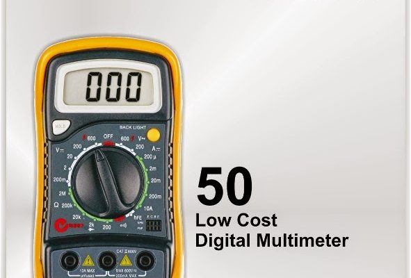 50 – DIGITAL MULTIMETER CONSTANT