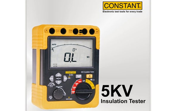 5KV – MEGGER DIGITAL INSULATION TESTER 5000 VOLT