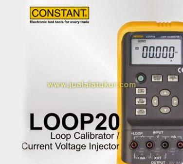 LOOP 20 – LOOP CALIBRATOR CONSTANT