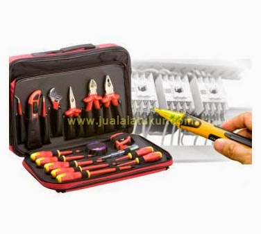 HV 18 High Voltage 1000 V Electric Tool Set – 18 Pcs (Include Check Pen Pro)