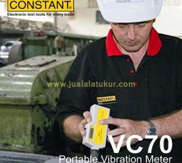 CONSTANT VC 70 Portable Vibration Meter