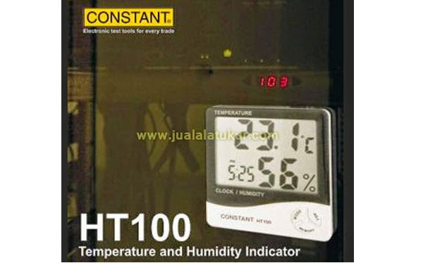 HT100 THERMOHYGROMETER CONSTANT